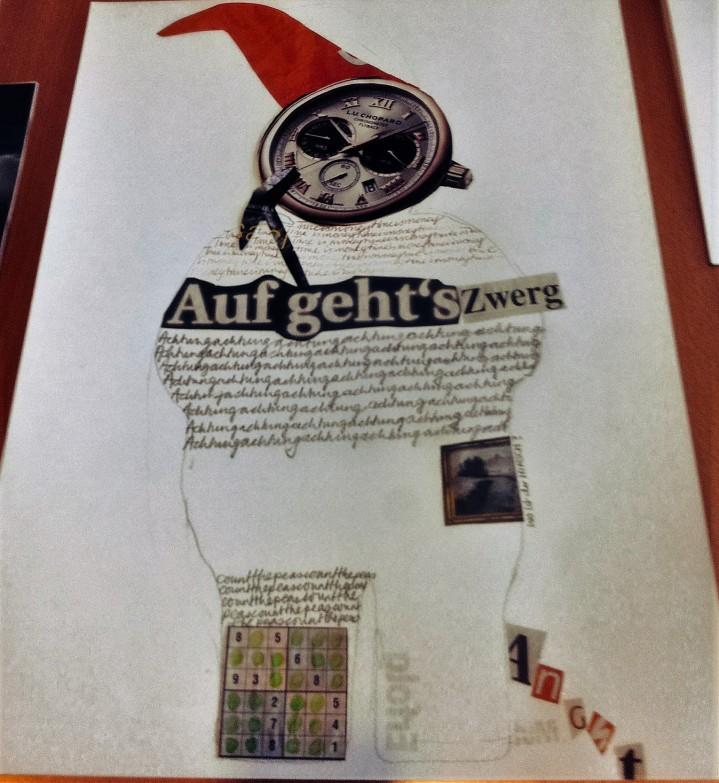 """Mood Boards zu """"Typisch deutsch?"""" (Foto: Museumsdienst Köln)"""