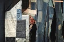 """Ausstellung """"Boro - Stoffe des Lebens"""" (Laufzeit: 09.05.2015 - 02.08.2015)"""
