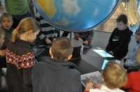 Im Rautenstrauch-Joest-Museum (Foto: Museumsschule)