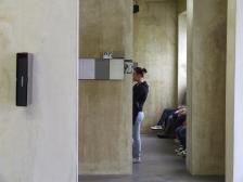 Im NS-Dokumentationszentrum (Foto: B. Kloppenburg)