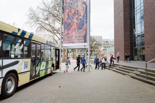 Museumsbus vor RJM