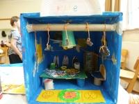 Museobilbox: Küche (Foto: Julia Müller, Museumsdienst Köln)