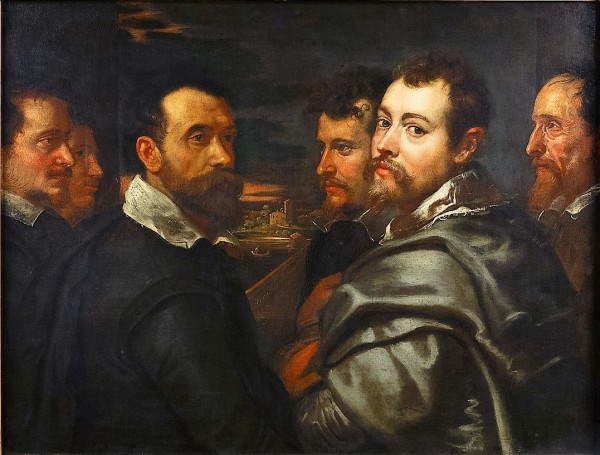 Rubens Mantuaner Freundschaftsbild