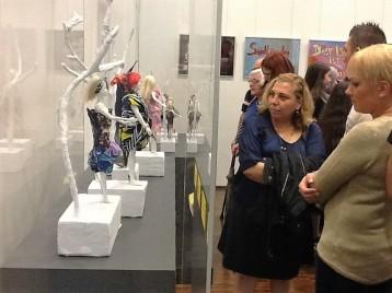 """Ausstellungseröffnung zu """"Vorurteile sind Einfalt"""" (Foto: Susanne Kieselstein, Museumsdienst Köln)"""