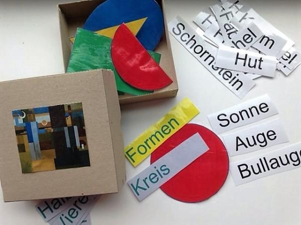 Deutsch lernen im Museum 2