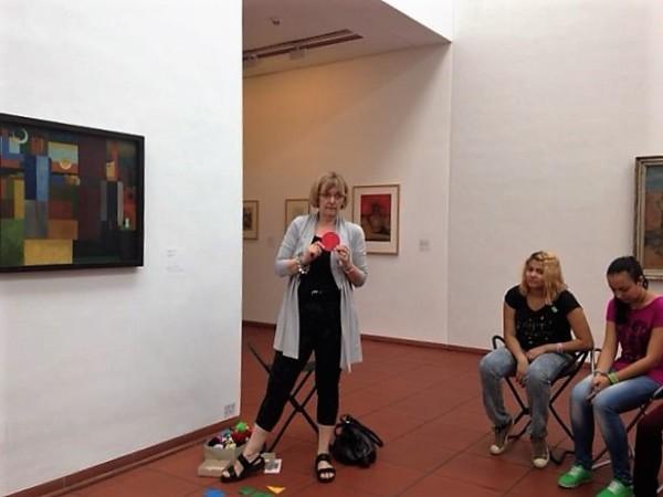 Deutsch lernen im Museum 3