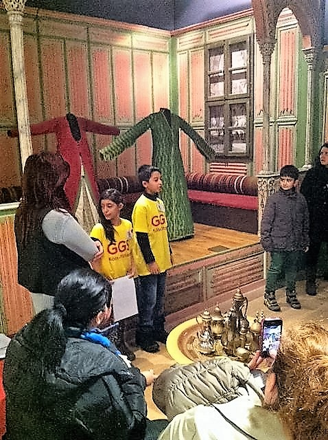 Deutsch-türkischer Familientag 1