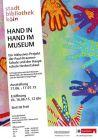 Hand in Hand ins Museum. Plakat zur Ausstellung (Foto: Museumsschule Köln)