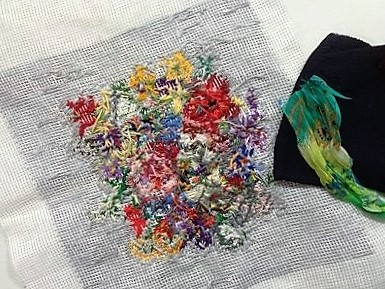 Museum Textil und taktil 2