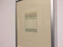 Die Behrens-Antiqua Schrift, 1908