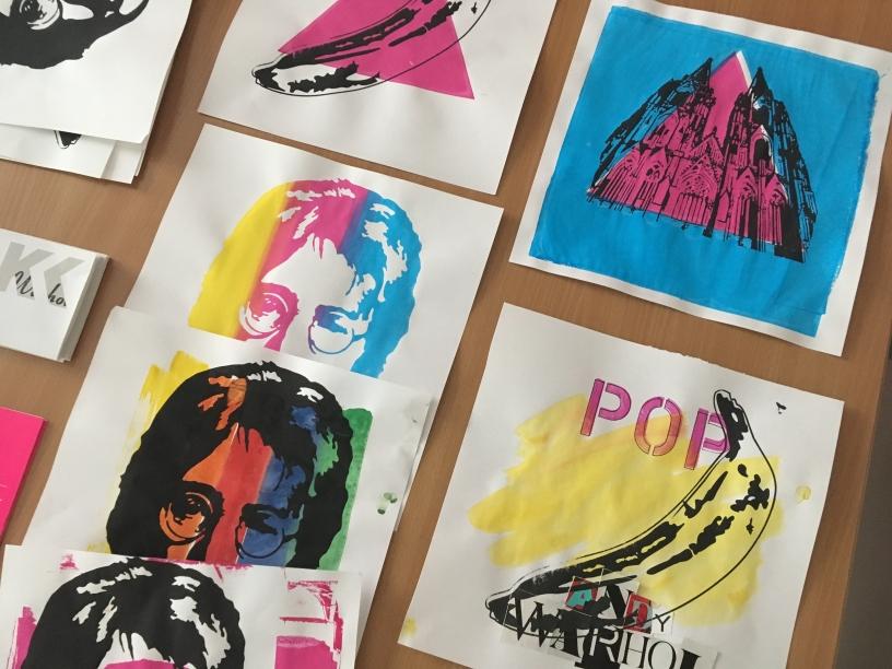 Andy Warhol Pop Goes Art Vinyl Statt Download Neue Workshops